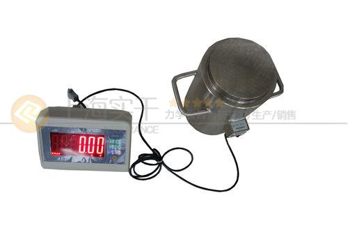 柱型外置傳感器的數字壓力計圖片