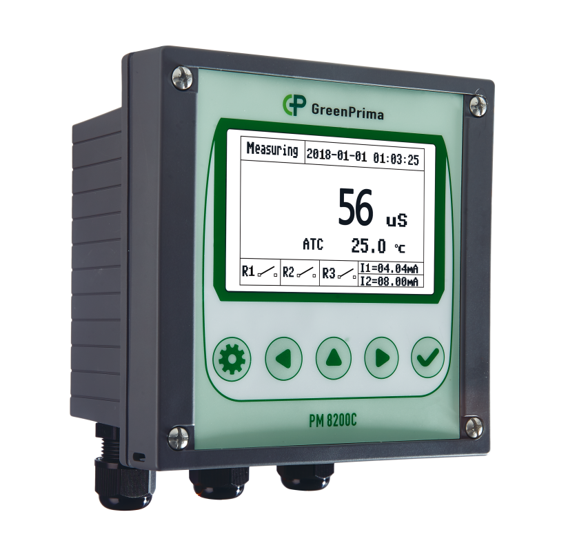 工业电导率分析仪