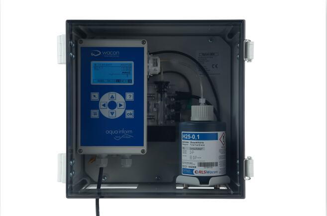 钙镁离子在线水质硬度分析仪