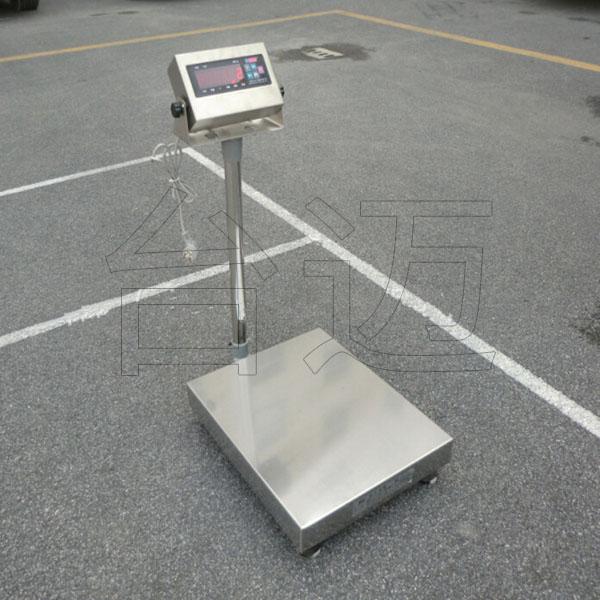 网线接口电子秤