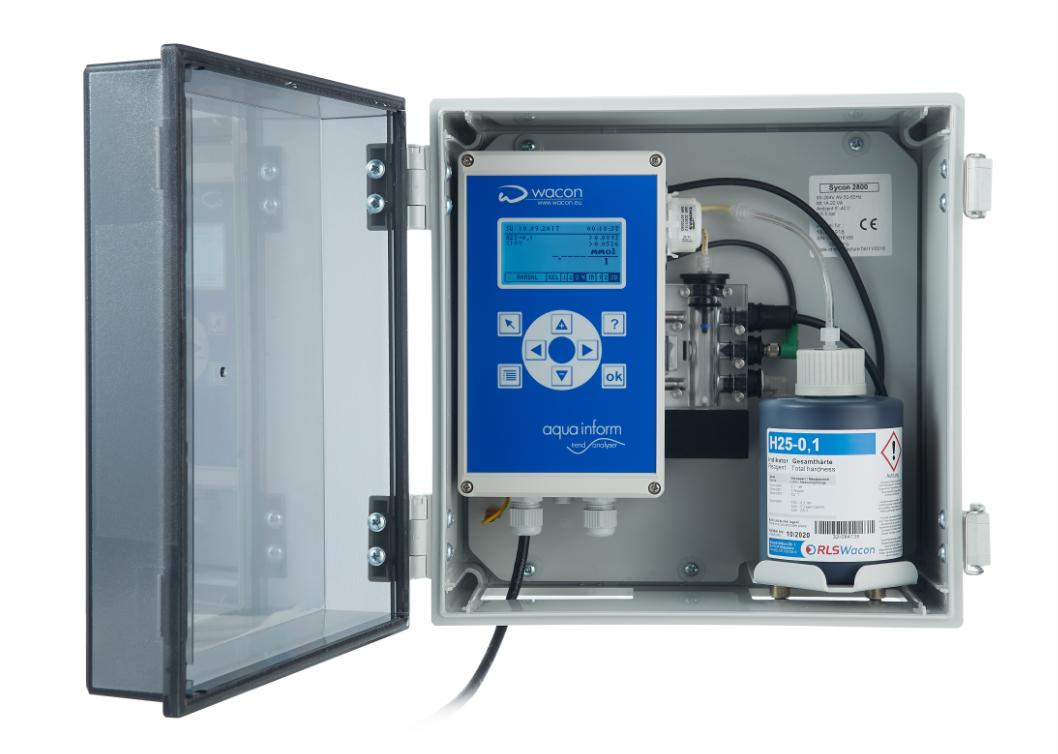 水质硬度分析仪PACON5000