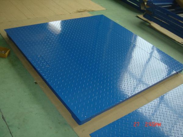 <strong>1吨上海双层单层缓冲地磅秤专业厂家</strong>