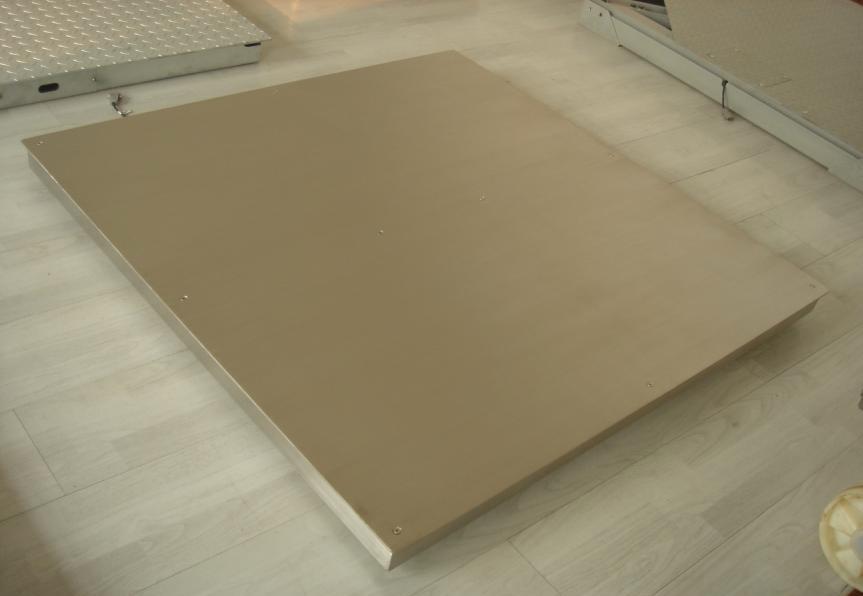 <strong>1.2*1.2m防锈耐腐蚀不锈钢地磅地上衡</strong>