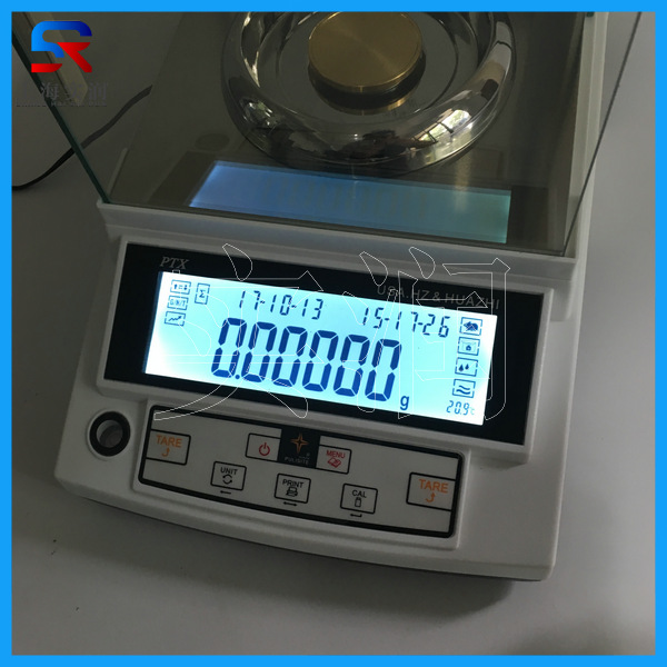0.01mg电子分析天平