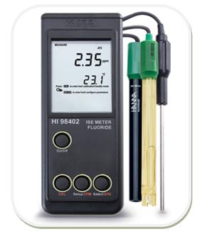 便携式氟化物测定仪