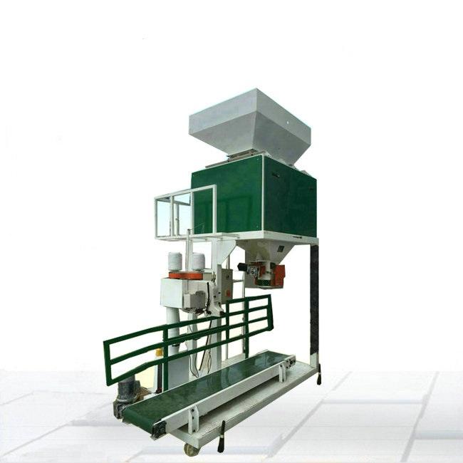 尿素颗粒包装秤,颗粒肥半自动包装机