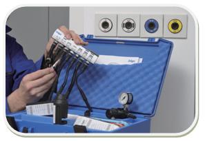 德尔格压缩空气质量检测仪