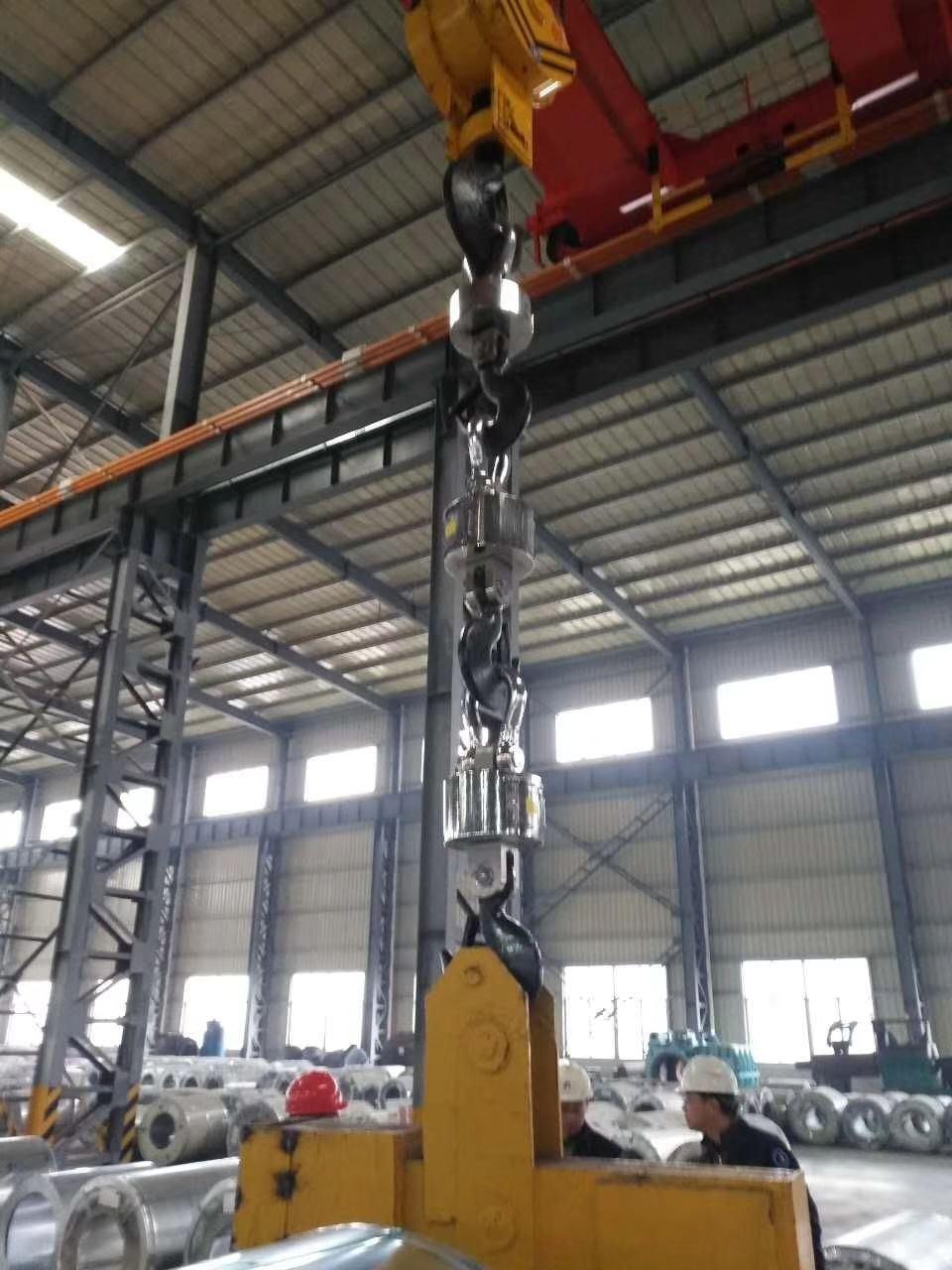 电子吊称在使用中的旋转原因以及应对办法!