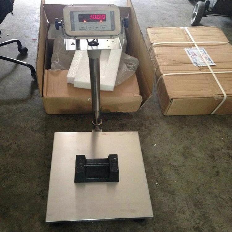 工业商用两宜的称重产品——电子台秤