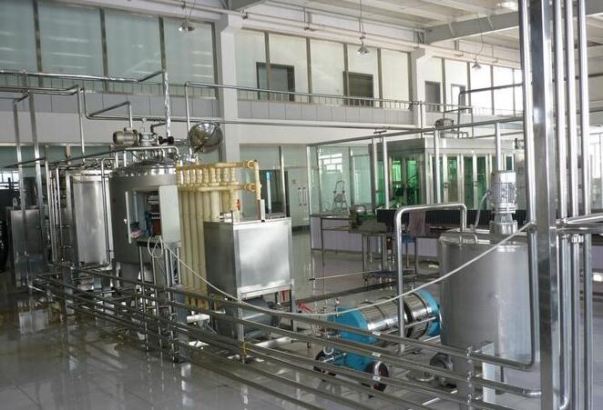二手矿泉水饮料生产线