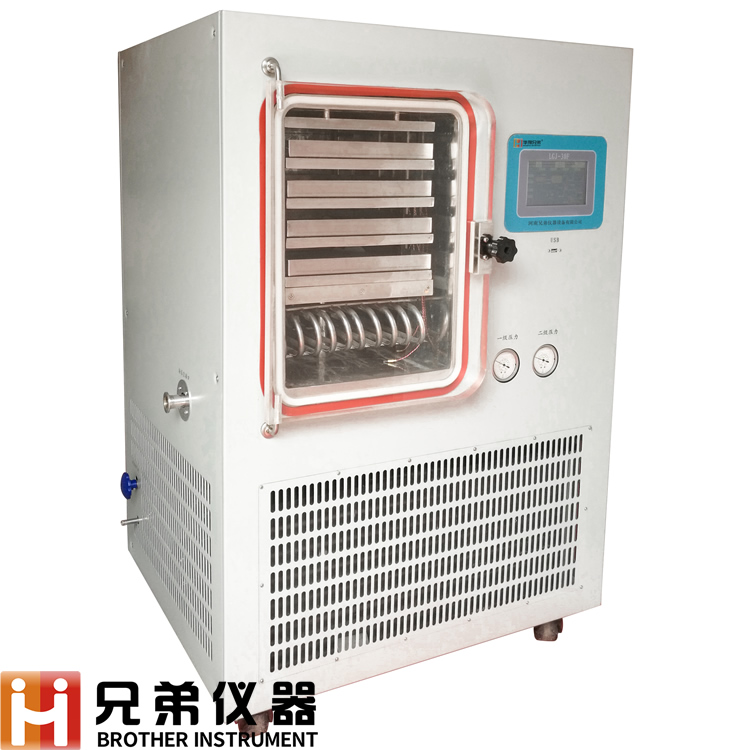LGJ-30F中试冷冻干燥机
