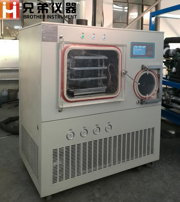 LGJ-50F压盖型冷冻干燥机