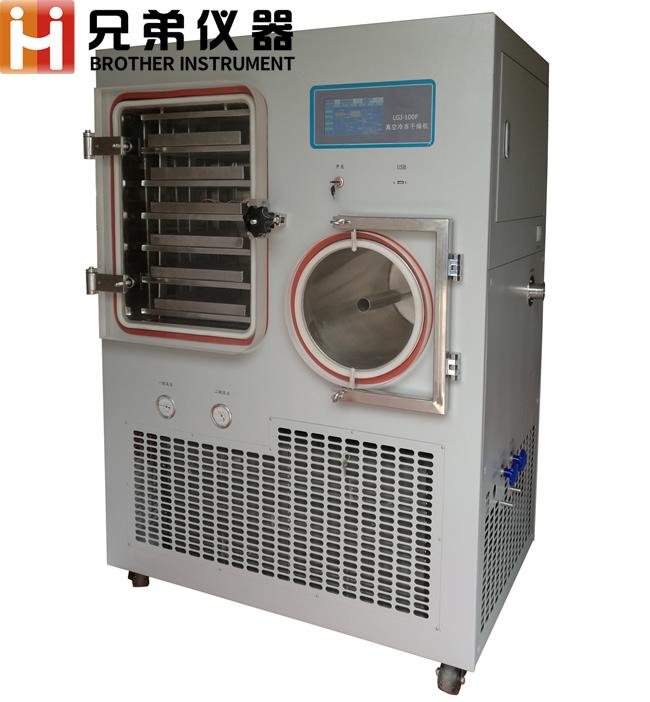 LGJ-100F原位冷冻干燥机价格