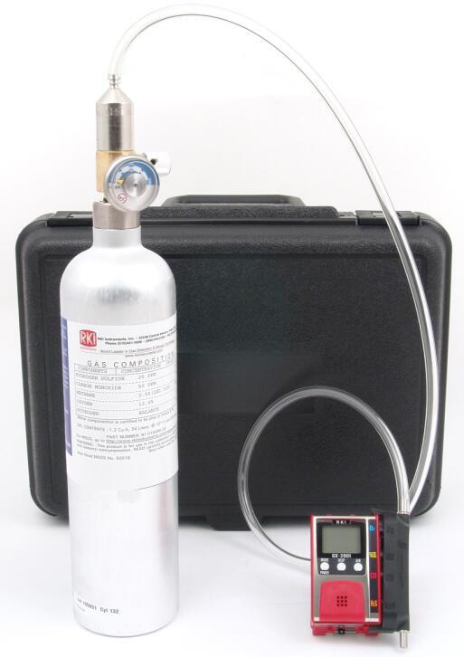 日本理研气体检测仪标定校准