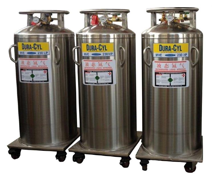 不銹鋼液氮罐