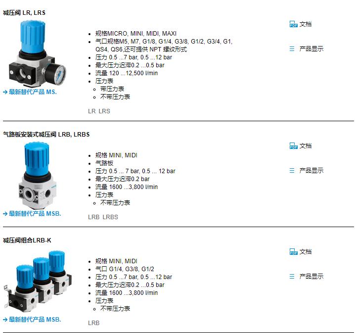 LR-M3-N3/8-16K現貨資料圖片報價