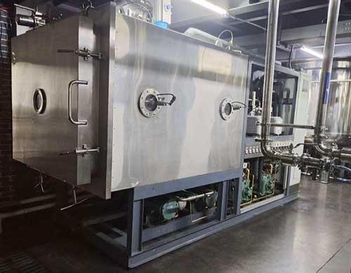真空冷冻干燥机冻干制备氧化石墨烯的方法
