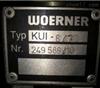 WOERNER流量计KUI-B型特价销售