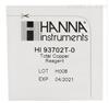 HI93702T-01哈纳HI93702T-01总铜试剂(0-5ppm)