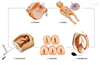 KAH/F54高级腹部触诊、分娩机转综合模型2