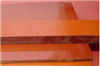 SUTE酚醛层压布板 红色电木板