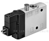 CPE24-M1H-3GLS-3/8FESTO电磁阀CPE24-M1H-3GLS-3/8