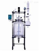 雙層玻璃反應釜(10L)